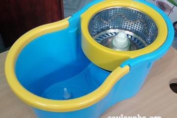 Cây lau nhà Thái Lan Spin Mop 04