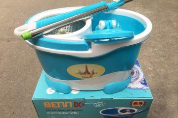 Cây lau nhà Thái lan 360 độ Bennix BN-818
