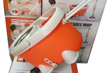 Cây lau nhà Tanaka Walkable Mop TM-X cao cấp